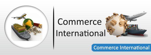 Commerce-International